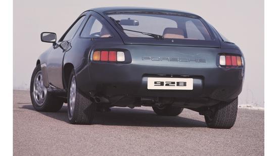 40 Jahre Porsche 928 : Besser als Fliegen