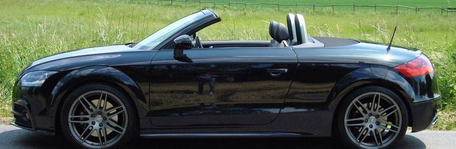 Audi 2.0 TTS quattro Cover Image
