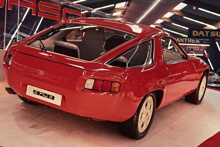 Fahrbericht und Historie Porsche 928: Transaxle-V8 statt Sechszylinder-Boxer im Heck