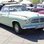 Borgward Isabella Coupé Profile Picture