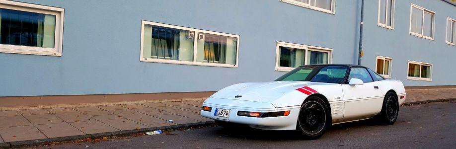 Corvette C4 Cover Image