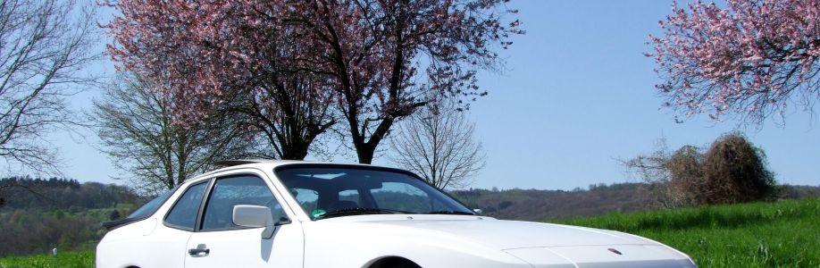 Porsche 944 I targa Cover Image