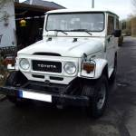 Toyota Land Cruiser BJ42 profile picture